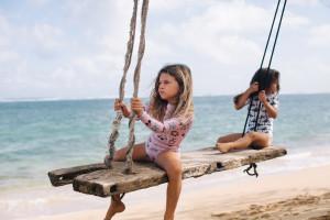 Beach and Bandits brengt hippe UV-beschermende zwemkleding voor kids
