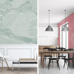 KEK Amsterdam en textielontwerpster Roos Soetekouw creëren unieke collectie fotobehang