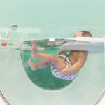 Eerste Newborn Spa in Nederland laat baby´s genieten en stimuleert de ontwikkeling