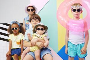 Bescherm je ogen met de stijlvolle en vindingrijke kinderzonnebrillen van Ki ET LA