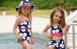 Shop een vrolijke en zon beschermende zomeroutfit van Playshoes