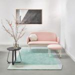 Dost sofa en Dost footstool - puikdesign.nl