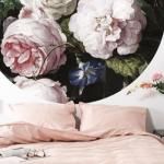 Nieuwe behangpanelen en behangcirkels van KEK Amsterdam geven boost aan elk interieur