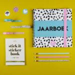 Leg alle mooie momenten van 2019 vast in het Jaarboek van Studio Ins & Outs