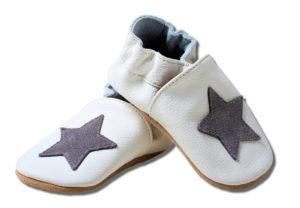 Babyslofjes met sterren