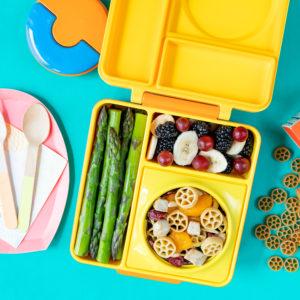 Bentoboxen van De Leukste Lunch maken van elke gezonde lunch een feest