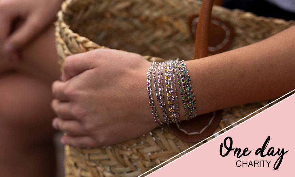 One Day collectie sieraden voor het goede doel - armbanden banner - jozemiek.com