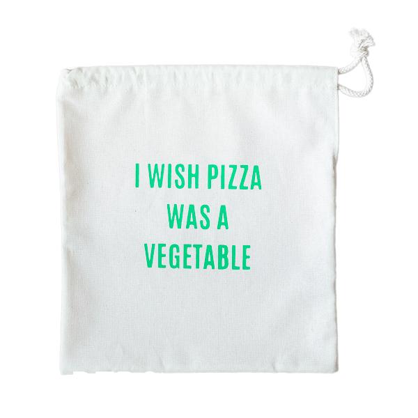 Groente & Fruitzakje Pizza