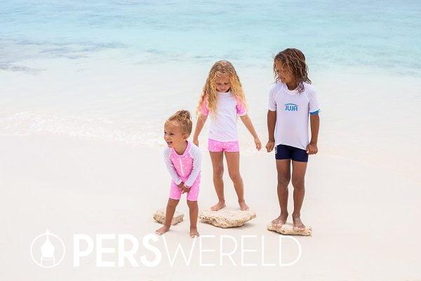 UV zwemkleding voor baby en kind