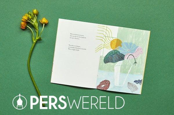 Kakkerlak boekje: Tweemaal zeven bloemen