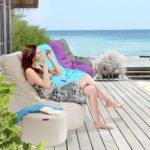 Loungemeubelen van Outbag maken je zomer nóg relaxter