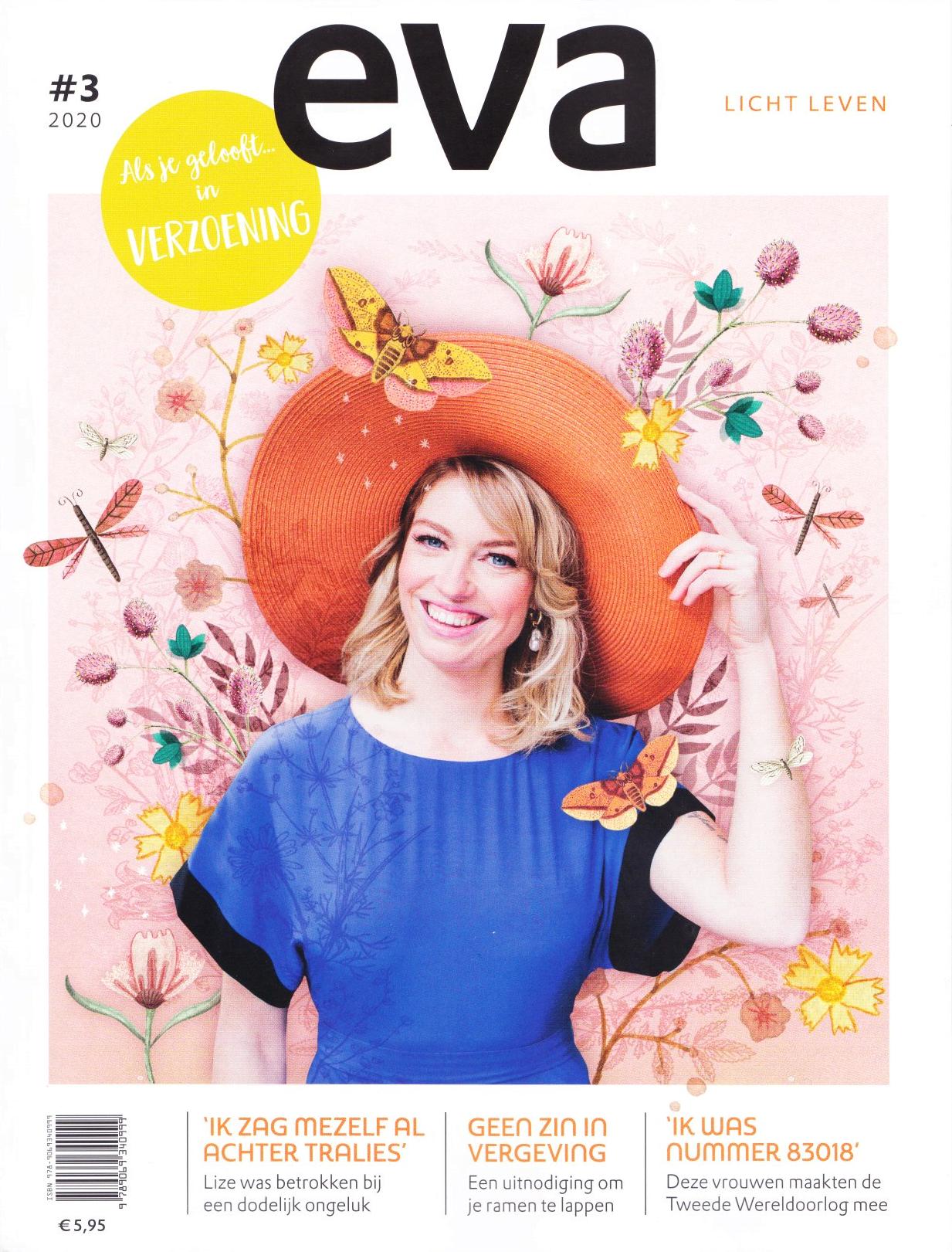 Tijdschrift EVA magazine 3 - april 2020 - Pers-wereld