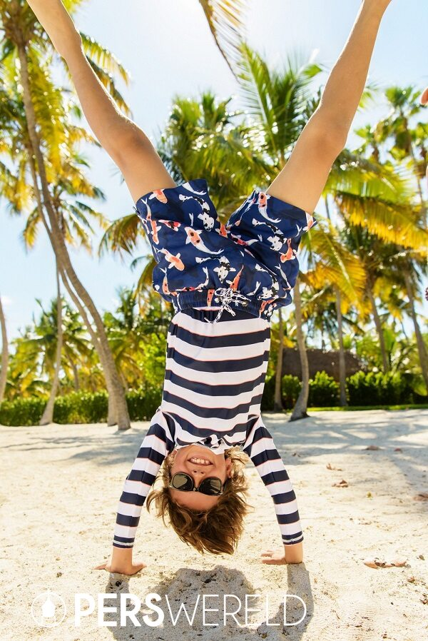 UV-beschermende kleding Snapper Rock