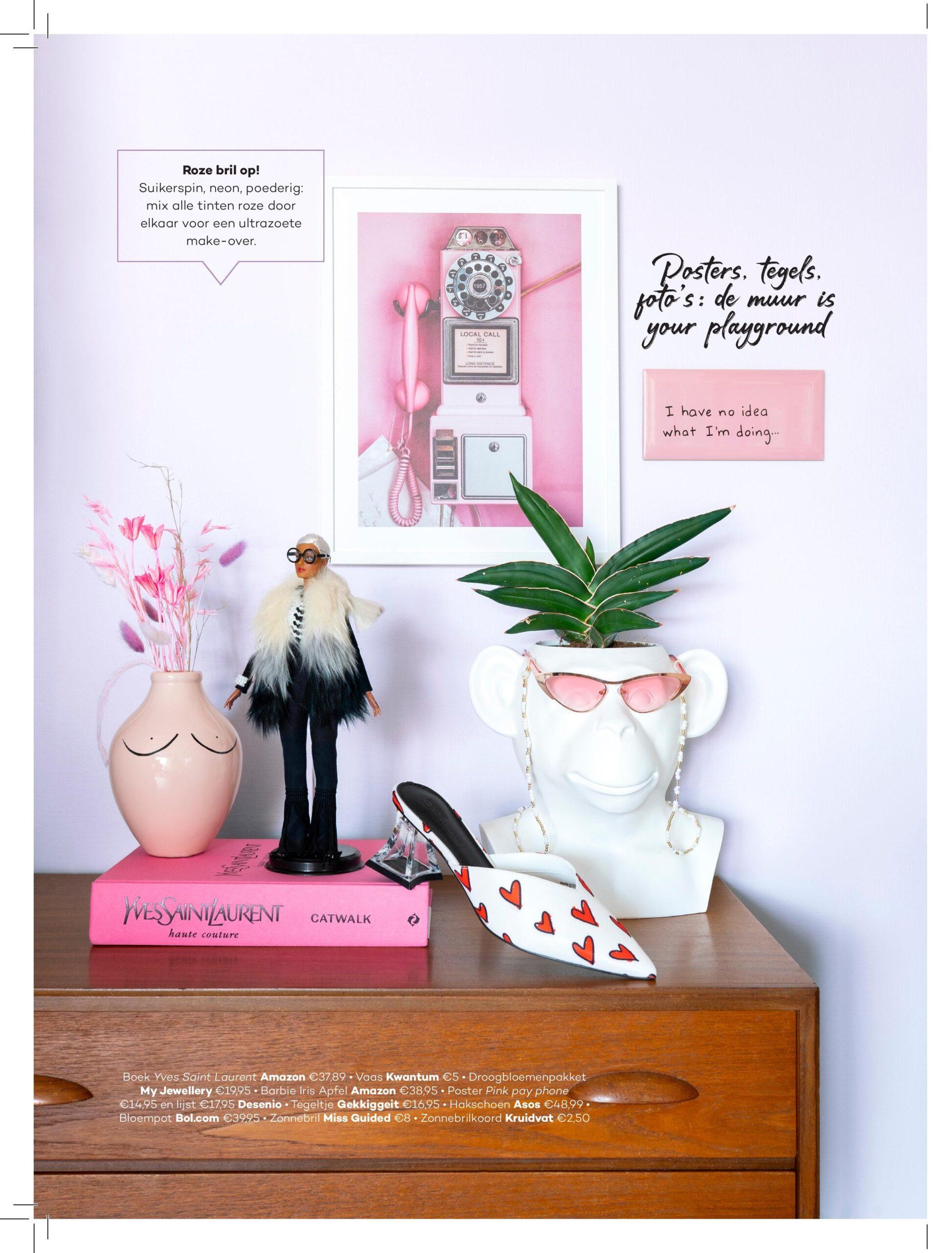 Tijdschrift Fashionchick Girls - oktober 2020