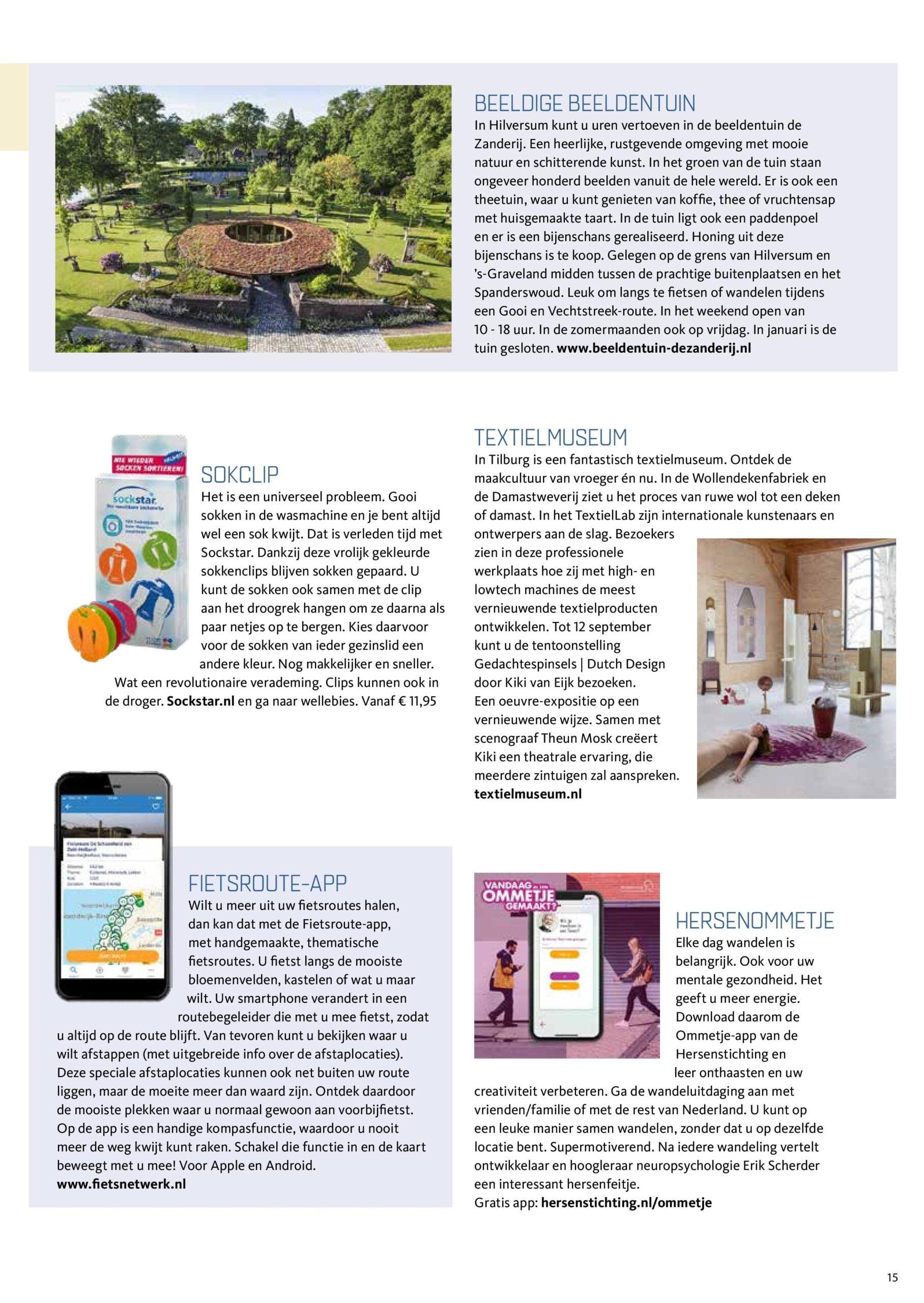Tijdschrift Mathot Magazine - najaar-winter 2020