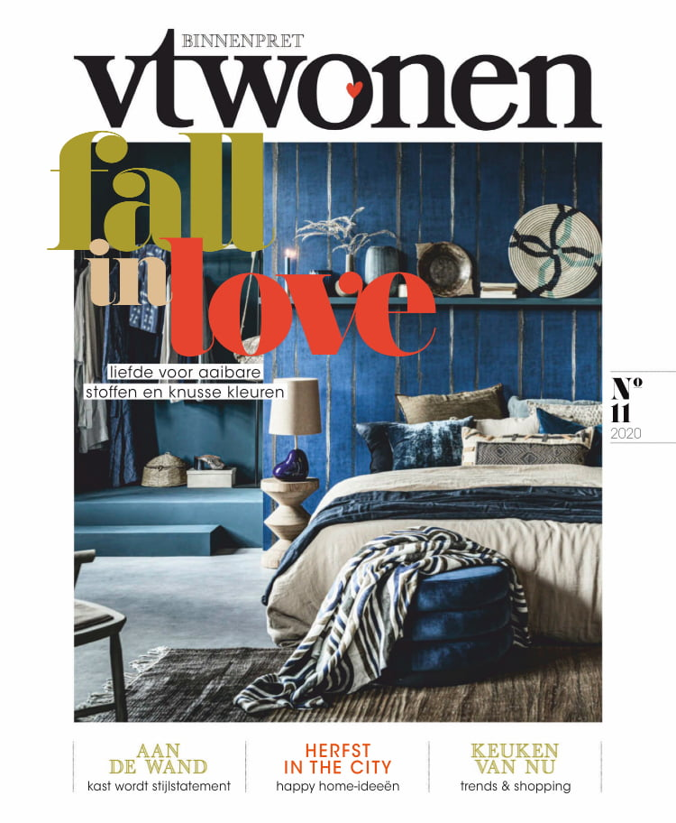 Tijdschrift VT Wonen 11 cover - november 2020