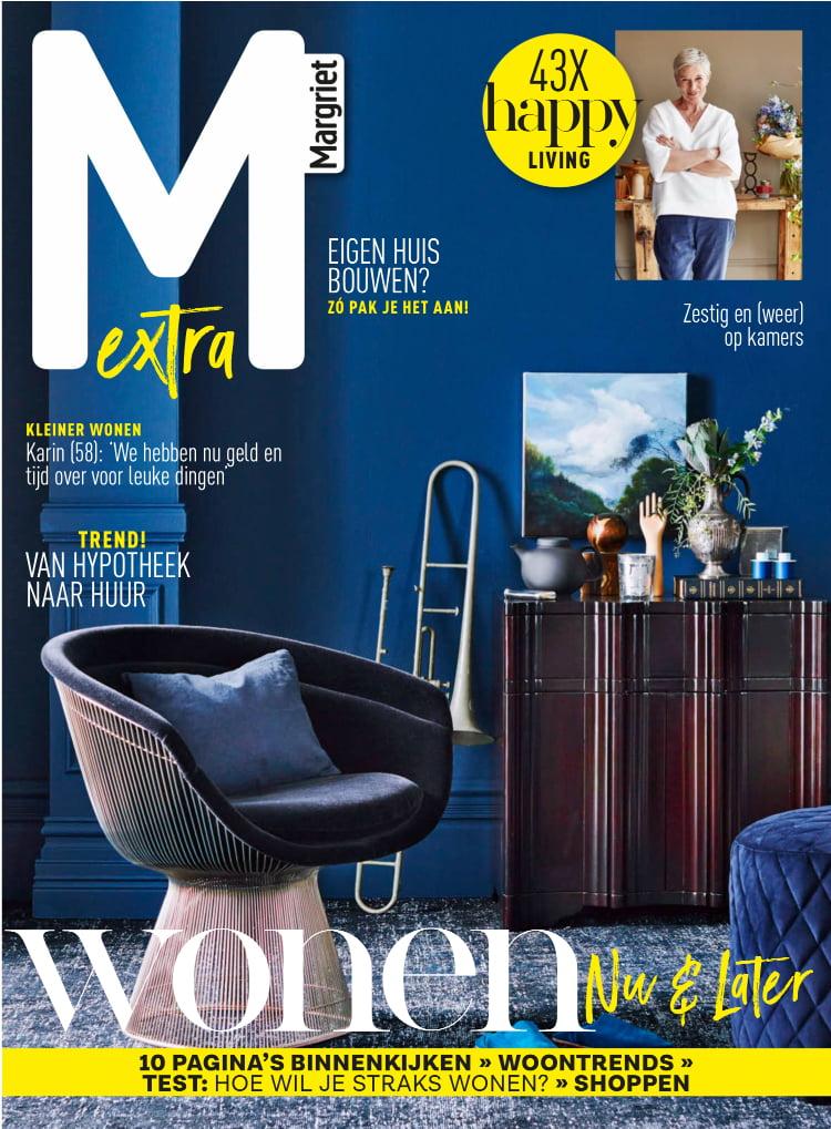 Tijdschrift margriet Extra cover - oktober 2020