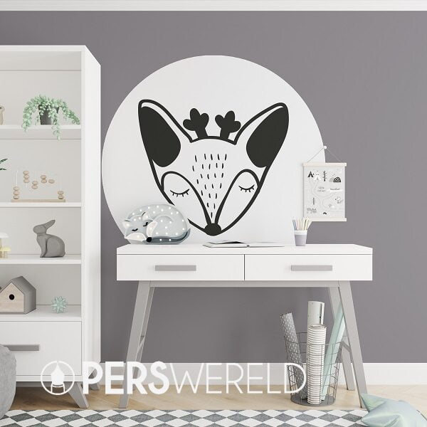 kidsware-behangcirkel-deer