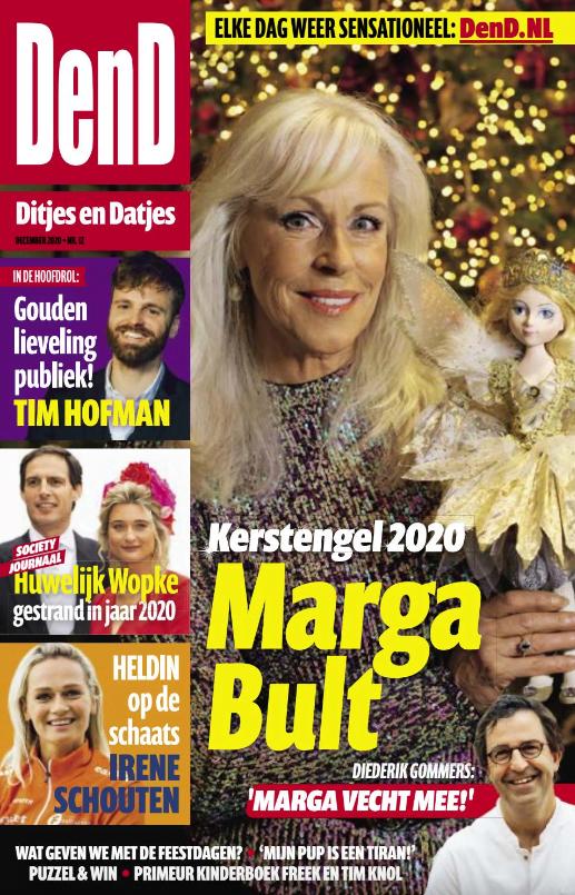 Tijdschrift Ditjes en Datjes 12 cover - november 2020