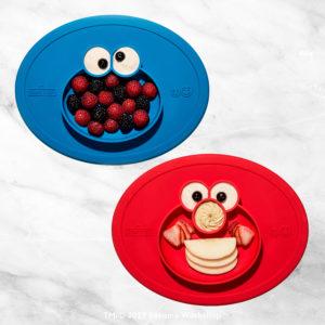 Elmo Mat en Cookie Monster Mat - EZPZ