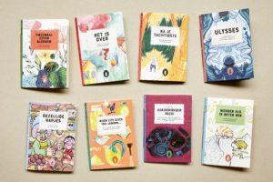 Kakkerlakjes - nieuwe serie boekjes - uitgeverij Loopvis