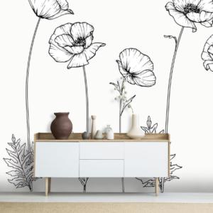 bloemen collectie daring walls