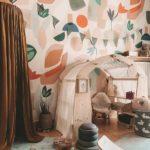 Roomblush lanceert behangcollectie met tropische en oosterse prints