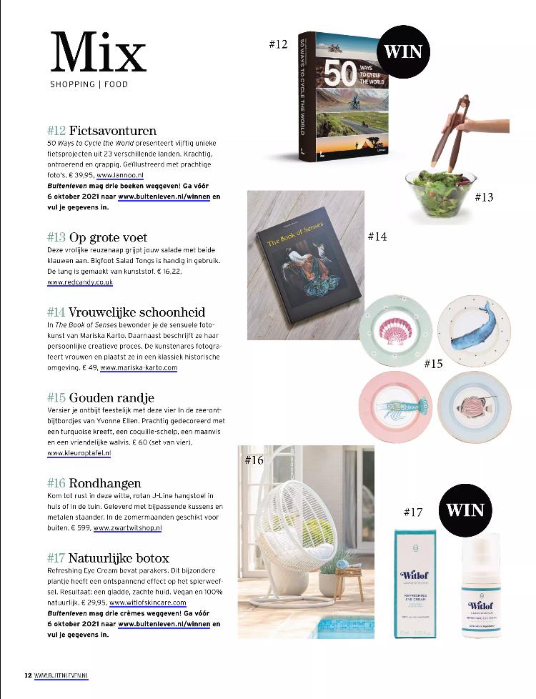Tijdschrift Buitenleven - september 2021