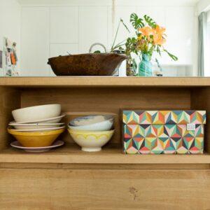 Dutch Design Storage Box - Back to the 60s