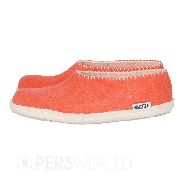 esgii-vilten-dames-sloffen-stitch-grapefruit